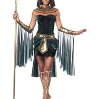 Adult Egyptian Goddess Costume- Party City