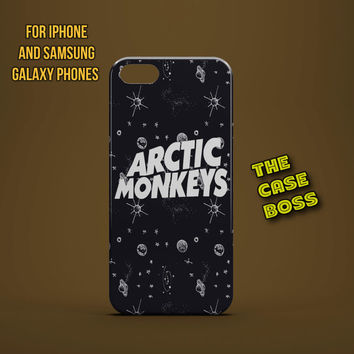 ARCTIC MONKEYS BAND Design Custom Phone Case for iPhone 6 6 Plus iPhone 5 5s 5c iphone 4 4s Samsung Galaxy S3 S4 S5 Note3 Note4 Fast!