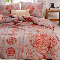Yessa Watercolor Comforter - Urban Outfitters