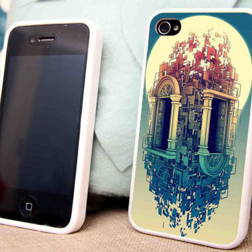 Within for iPhone 5 5C 5S iPhone 4/4S Samsung Galaxy S3 S4 case