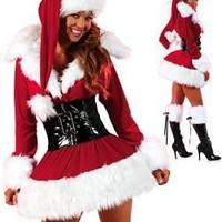 Sexy Christmas Costume/gift/beautiful/T7131