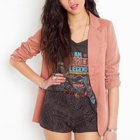 Crochet Knit Shorts  in  Clothes at Nasty Gal