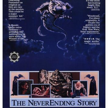 The Neverending Story 27x40 Movie Poster (1984)