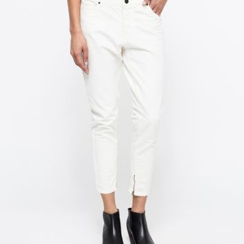 Objects Without Meaning / Boy Zip Jean in Chalk