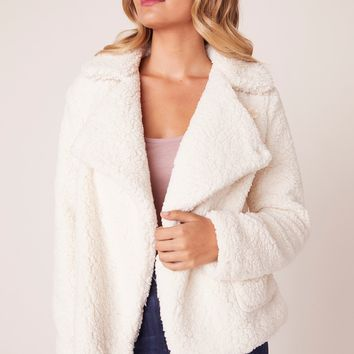 Soft Skills Sherpa Jacket