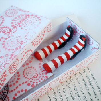 Queen of Hearts Bookmark - Alice in Wonderland Inspired - Graduation Gift, Birthday - Fun and Unique Bookmarks