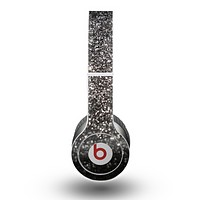 The Black Unfocused Sparkle Skin for the Beats by Dre Original Solo-Solo HD Headphones