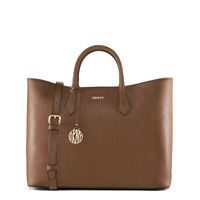 SAFFIANO LEATHER TOP HANDLE TOTE