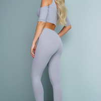 Becca Bottom - Heather Grey