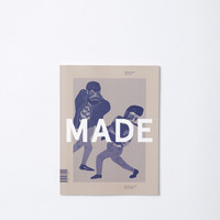 Made Quarterly - Issue Two - Douglas + Bec