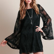 Knockout Dress In Leafy Luxe Black By Show Me Your Mumu