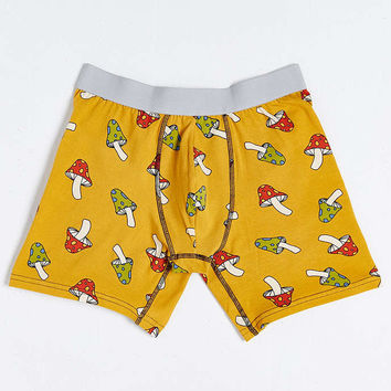 UO Mushroom Print Boxer Brief - Urban Outfitters