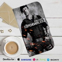 The Expendables 2 Sylvester Stallone Leather Wallet iPhone 4/4S 5S/C 6/6S Plus 7| Samsung Galaxy S4 S5 S6 S7 NOTE 3 4 5| LG G2 G3 G4| MOTOROLA MOTO X X2 NEXUS 6| SONY Z3 Z4 MINI| HTC ONE X M7 M8 M9 CASE