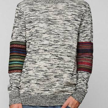 Koto Colorblock-Sleeve Sweater - Urban Outfitters