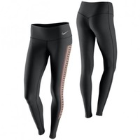 FSU Seminole Apparel | Nike Women's Yoga Inspired College Drive Legend 2.0 Tights Black - Women's Fashion - Women's