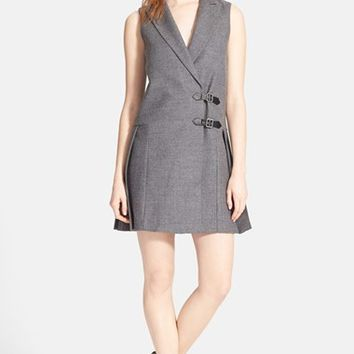 Women's MARC BY MARC JACOBS Tuxedo Pinafore Dress,