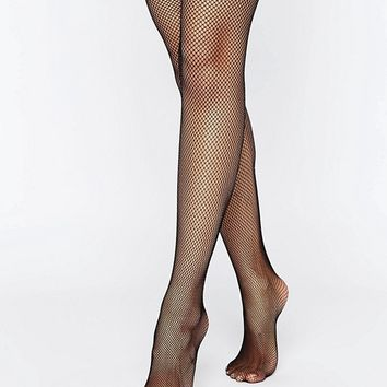 ASOS 2 Pack Fishnet Tights at asos.com