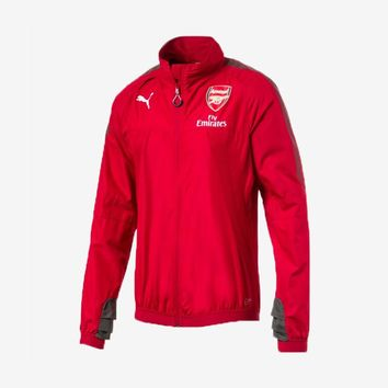 Arsenal Stadium Ventilation Thermo Jacket