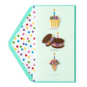 Birthday Beaded Treats - Birthday Cards | PAPYRUS