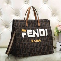 FENDI Fashion Women Handbag Tote Crossbody Satchel Shoulder Bag