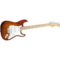 Fender Select Stratocaster Electric Guitar with Maple Fingerboard | GuitarCenter