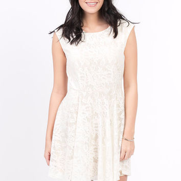 Last Dance Lace Dress
