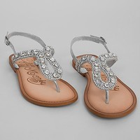 Naughty Monkey Ring Teaser Sandal