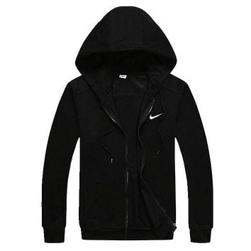 NIKE men and women neutral fashion wool jacket F