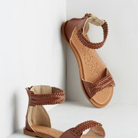 Boho I Be-weave in You Sandal