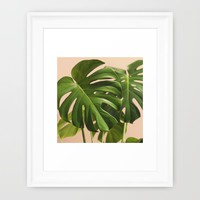 Verdure #2 Framed Art Print by Alicia Bock