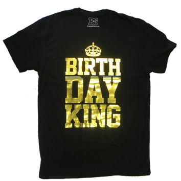 Birthday King Shirt