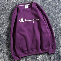 Champion  Women or Men Fashion Casual Loose Sweater