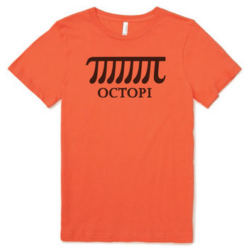 OctoPi Math Geek Tshirts