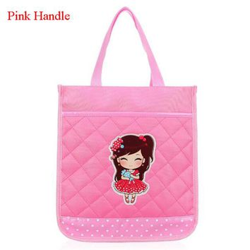 Cool Backpack school Coolbady Fashion 1-3-6 Grade Girl Backpack Sweet Princess Schoolbag Lovely Bowknot Pupil School Bag Cartoon Bag Protection Spine AT_52_3