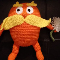 The Lorax Doll