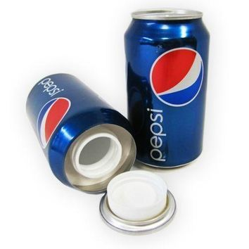Secret 12oz Soda Can Safe Hidden Storage Diversion Stash