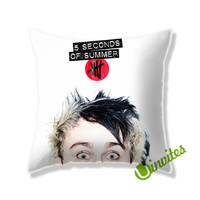 Clifford 5sos Square Pillow Cover