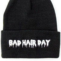 Bang and Bob The Bad Hair Day Beanie
