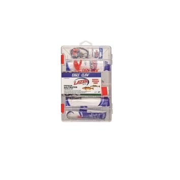 Eagle Claw Lazer Saltwater Redfish and Trout Tackle Kit