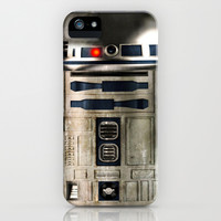R2-D2  iPhone & iPod Case by Emiliano Morciano (Ateyo)