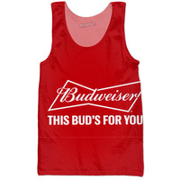 Budweiser This Bud For You Tank Top