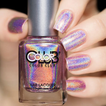 Color Club Halo-Graphic Nail Polish (Halo Hues Collection)