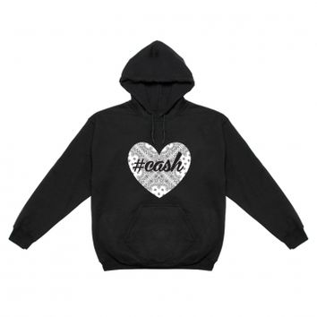 Nash Grier #Cash Hooded Sweatshirt - BLV Brands