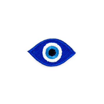 Evil Eye Mini Sticker Patch