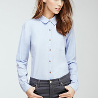 Classic Woven Top