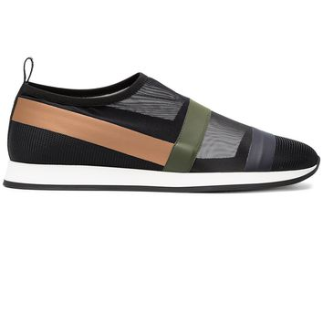Tonal Multi-Color Slip-On by Fendi