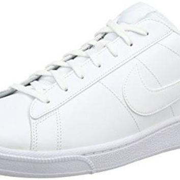 VONESL5 nike tennis classic CS mens trainers 683613 sneakers shoes (US 8, white white 104)