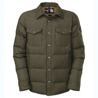 The North Face Cook Down Shirt Jacket - Men's