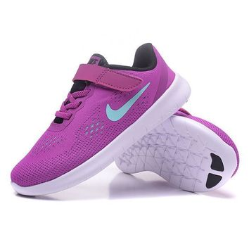 Nike Girls Boys Children Baby Toddler Kids Child Breathable Sneakers Sport Shoe-5