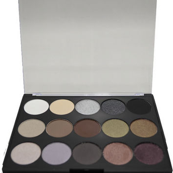 15 Shade Eye Shadow Palette i14